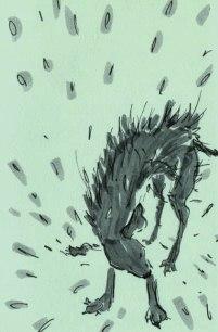 কবিতা: যেভাবে বৃষ্টির বন্ধু মেঘের নিকট নিরুপায় আশ্রয় প্রার্থনা করল