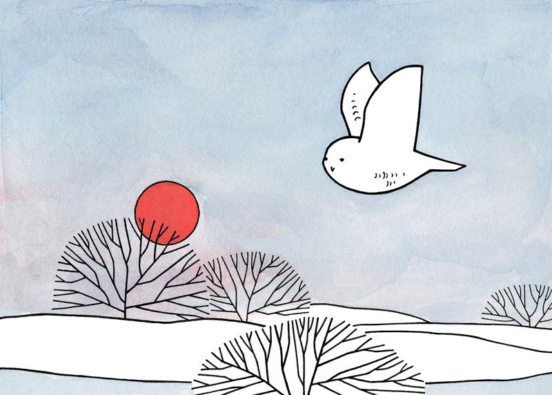 কবিতা:শীত-সকালের সূর্য