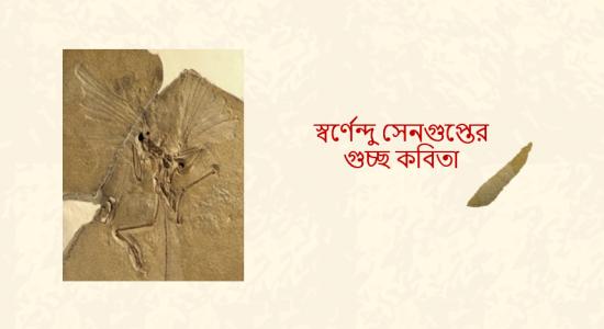 স্বর্ণেন্দু সেনগুপ্তের গুচ্ছ কবিতা