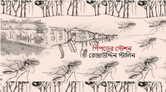 রেজাউদ্দিনস্টালিনের কবিতা: পিঁপড়েরস্টেশন