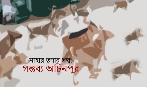 নাহার তৃণার গল্প: গন্তব্য অচিনপুর